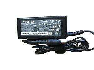 Genuine OEM 65W 19V AC Adapter for Toshiba PA-1650-21 PA3467U-1ACA PA3714U-1ACA