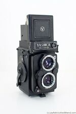 Yashica Mat 124G TLR camera with 80mm lens