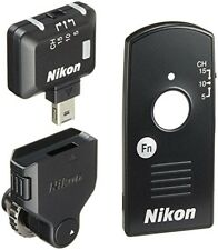 Nikon Official Wireless Remote Adapter Set WR-10 WR-R10 WR-T10 WR-A10 F/S