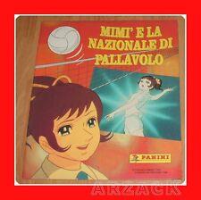 ALBUM PANINI 1995 Mimi' e la nazionale di pallavolo