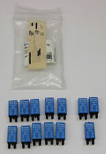 Finder Green Led Module for Relay Base 6-24VAC/DC 99.80.0.024.59 Lot of 13