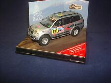 Mitsubishi Pajero Sport Dakar Rally Team Service Car 2010 Vitesse 43437 1:43