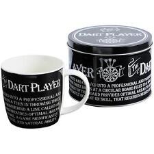 Ultimate Gift For Man 8827 Dart Player Mug in Tin