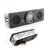 Bluetooth Intégré Haut parleurs Voiture Stéréo USB AUX Carte l'audio Receveur