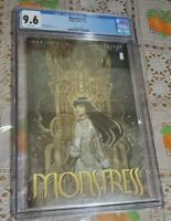 Monstress #1 CGC 9.6 NM+ Image Comics