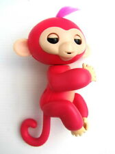 Pink Monkey FINGERLING - Great Working Condition - WowWee