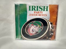Irish Party Favourites 2008 St. Clair Entertainment Group Inc.            cd5734