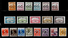 HUNGARY SERBIAN OCCUPATION: 1919 CLASSIC STAMP COLLECTION MOST UNUSED OVERPRINTS