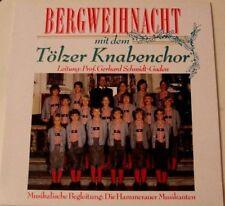 Tölzer Knabenchor | LP | Bergweihnacht (1990)