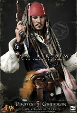HOT TOYS DX06 PIRATES OF THE CARIBBEAN CAPTAIN JACK SPARROW SIDESHOW