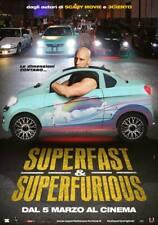 Superfast & Superfurious DVD PSV35206 KEYFILMS VIDEO