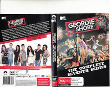 Geordie Shore-2011-TV SEries UK-[The Complete Seventh Series-2 Disc]-DVD