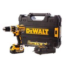 DEWALT DCD795 M1 COMPACT HAMMER DRILL 18V    C/W 1 x 4.0AH BATTERIES