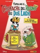 fumetto in brossura DISNEY TOPOLINO E... LE CRONACHE DEL REGNO DEI DUE LAGHI