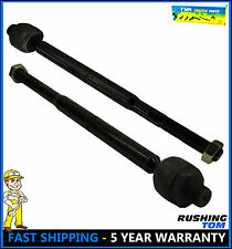 Front Inner Tie Rod Pair For Chrysler 300 Dodge Charger Magnum Challenger