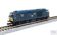 2D-018-009 Dapol N Gauge *Hymek D7007 BR Blue SYP Double Arrow Logo