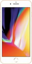 Apple iPhone 8 Plus - 256GB - Gold - AT&T Network Locked - Smartphone