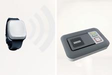 Tunstall Lifeline Senioren Hausnotruf incl. Fall Detektor Armband | Sturzmeldung