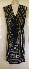 NWOT Charlie Brown versatile (can Be Worn Couple Ways) chain dress Size 10