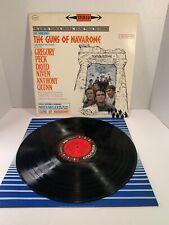 """The Guns of the Navarone"" OST LP Columbia CS 8455 -NM"