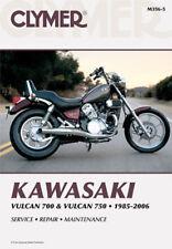 CLYMER 1986-2006 Kawasaki VN750A Vulcan 750 REPAIR MANUAL M356-5