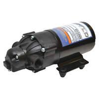 "EVERFLO EF2200-BOX Sprayer Pump,Inlet/Outlet 3/8"" FNPT"