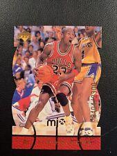 1998 Upper Deck MJx Timepieces Red #21 Michael Jordan 0404/2300