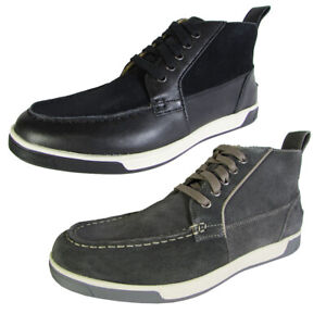 Cole Haan Mens Quincy Moc Chukka II High Top Sneaker Shoes