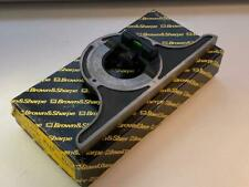 Nos Brown Amp Sharpe Usa Made Machinists Combination Square Protractor Head