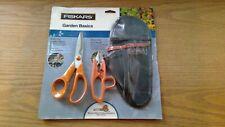 Fiskars Garden Basic Tools