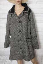 Zizzi Damen Mantel Coat Gr. 46