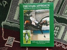 THE STARK APPROACH - HAND SIGNED BY IAN STARK - 1998 HB DJ BOOK