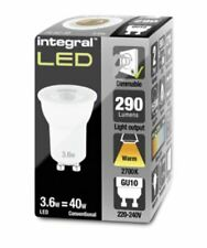 Mini Small GU10 LED 35mm Bulb MR11   Warm & Cool White Dimmable 40W Equivalent