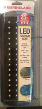 "New listing Marineland Led Aquarium Light 11"" ( 25%Brighter ) #32996"
