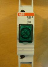 Abb voyant Vert modulaire -2cce100030r0021 E229-d 230vac 7612270932825