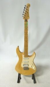 Yamaha Pacifca 112M Electric Guitar Natural Yellow Finish 6 String 22 Fret