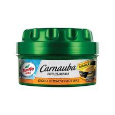 Turtle Wax Carnauba Car Wax Detailing Paste Long Lasting Protection & Shine 397g