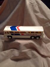 Vintage Plastic Tour Bus Made in Hong Kong.