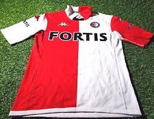 feyenoord holland dutch netherlands football large mans vintage 2005 home shirt
