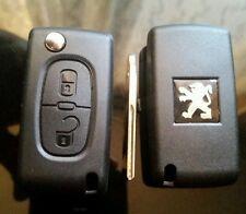Coque cle Plip Télécommande Peugeot 207*307*308*407*307SW*207SW*308SW REF CE0536