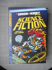 SIMON & KIRBY LIBRARY: SCIENCE FICTION HARD COVER VO NEUF/ MINT