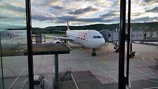 Swiss International A-330 at Zürich Kloten Airport