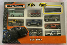 MatchBox On a Mission Gift Pack Batman Exclusive Vehicle 9 Pcs (NIP)