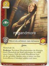 A Game of Thrones 2.0 LCG - 1x #095 Meuchelmörder der Königin - Base Set - Secon