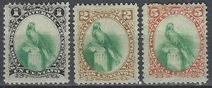 Guatemala Scott 21-3 MH LotBDP13943