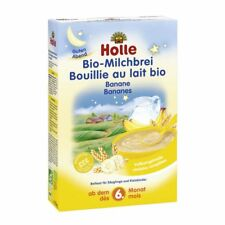 (2 Boxes ) Organic milk porridge Banana, from the 6th months  New from Germany