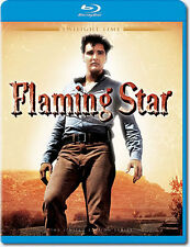 FLAMING STAR (1960) Blu-ray *ELVIS PRESLEY Twilight Time BARBARA EDEN NEW *RARE