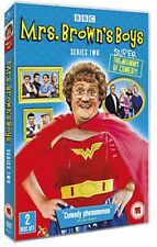 MRS BROWNS BOYS BBC SERIES 2 DVD