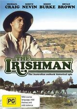 The Irishman ~ Australian Movie ~ Region All ~ DVD