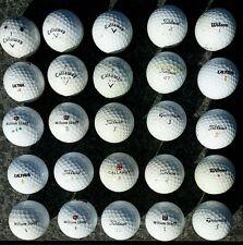 Golfbälle Callaway,Titleist,Wilson,Ultra,TaylorMade uvm.